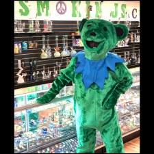 Grateful Dead Costume Green