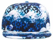 Zion Snapback Blue