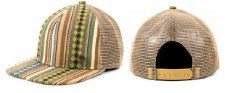 Lolo Snapback Khaki Hat