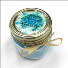 Hive Conscious Candles Flower