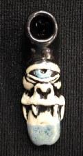 Cyclops Ceramic Hand Pipe
