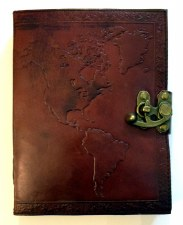 Map of World Leather Journal