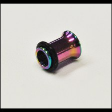 Rainbow Surgical Steel Plug 14