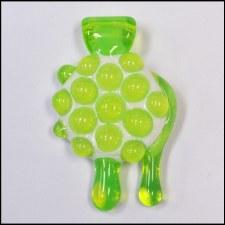 Green Slyme Drip Pendant