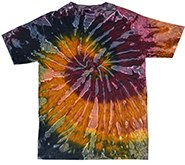 Tie Dye T-Shirt Galaxy Large
