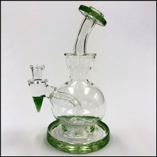 Orb Oil Rig UV Illuminossity