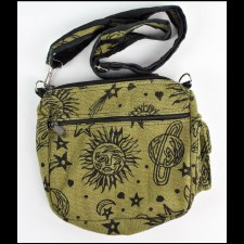 Star Moon Small Messenger Bag