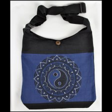 Balance Mandala Messenger Bag