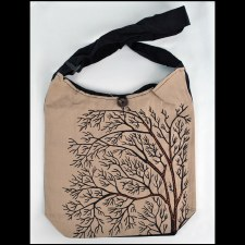 Yogi Tree of Life Bag Creme