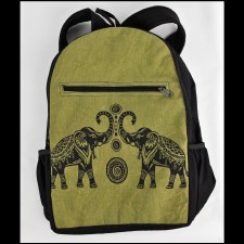 Good Luck Elephant Backpack Gr