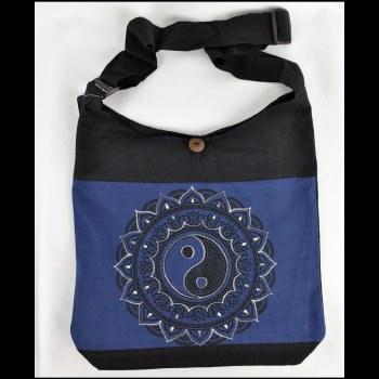 Balance Mandala Messenger Bag