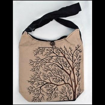 Yogi Tree of Life Bag Creme