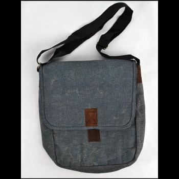 Messenger Bag Blue