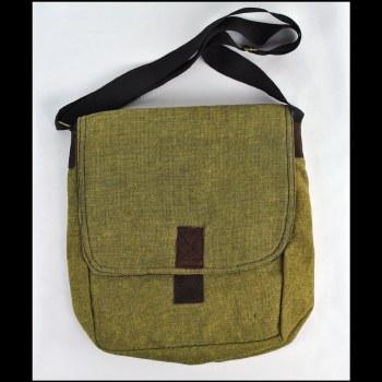 Messenger Bag Green
