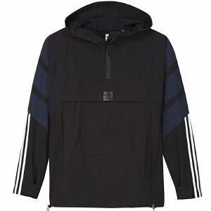 Adidas 3ST Jacket-Black/Collegiate Navy/Carbon-XL