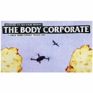 Anti Hero Body Corporate Skate DVD