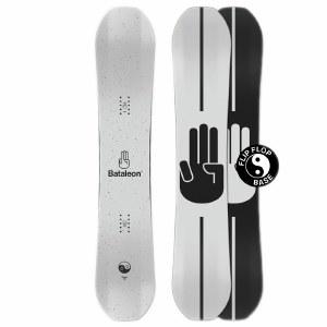 Bataleon Mens Chaser Snowboard-Assorted-157