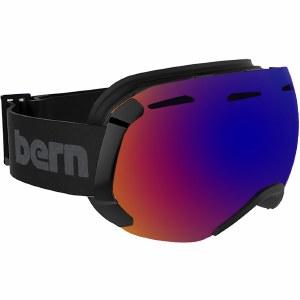Bern Eastwood Medium Frame Goggle-Black w/ Purple/Blue & Yellow/Blue Lens