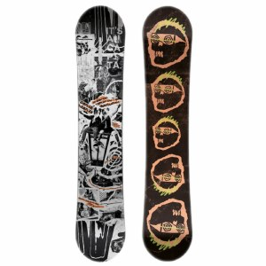 Capita Mens Scott Stevens Pro Snowboard-NA-155