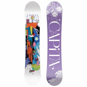 Capita Womens Paradise Snowboard-NA-143