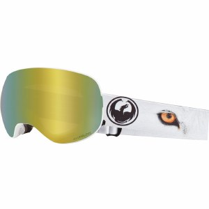 Dragon X2 Goggle-Prey/LUMALENS® Gold Ion/Dark Smoke