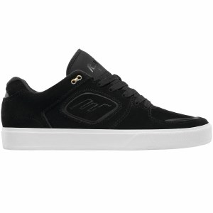 Emerica Reynolds G6 Shoe-Black/White-9