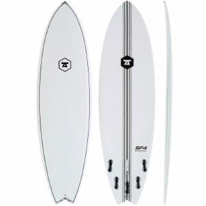 GSI 7S Super Fish 4 IM Surfboard-7'6