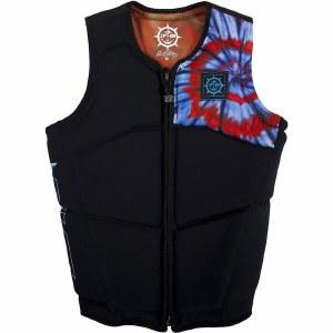 Jetpilot Aaron Rathy Comp Jacket-Tie Dye-S