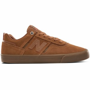 New Balance Mens 306 Shoe-Brown/Gum-8.0