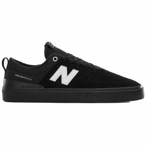 New Balance Mens 379 Shoe-Black/Black-8.5