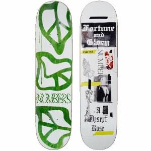 Numbers Teixeira Edition 5 Skateboard Deck-8