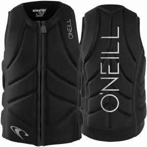 O'Neill Slasher Comp Vest-Black/Black-S