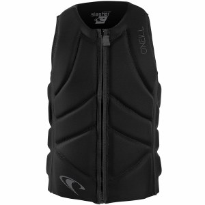 O'Neill Slasher Comp Life Vest-Black/Black-M
