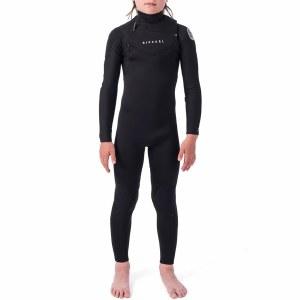 Rip Curl Boys Dawn Patrol 43GB CZ S Surfsuit-Black-6