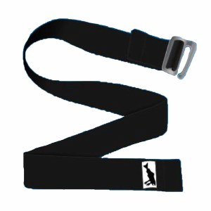 Salmon Arms Mens Movement Belt-Black-OS
