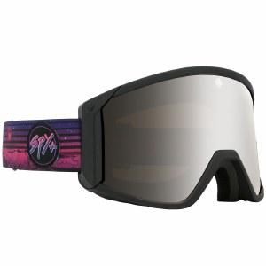 Spy Mens Raider Chris Rasman Goggle-HD Bronze w/Silver Spectra Mirror/HD LL Persimmon