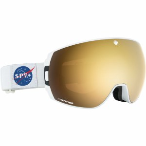 Spy Legacy Goggle-Space Goggle/Happy Bronze w/Gold Spectra+Happy Persimmon w/Lucid Silver
