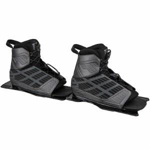 Radar Vector Water Ski Boot-Front Feather Frame-Titanium-XL
