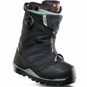 32 Jones MTB Snowboard Boot Womens-Black/Mint-9.5