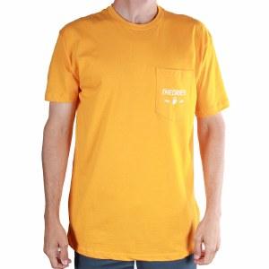 TOA Moluch Short Sleeve T Shirt-Gold-L