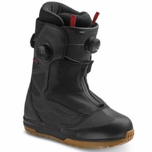 Vans Mens Verse Snowboard Boot-Bryan Iguchi Black/Gum-8.0