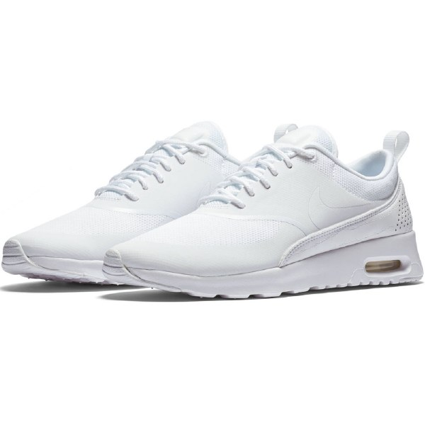 Nike Air Max Thea Shoe Womens WhiteWhiteWhite 6.5