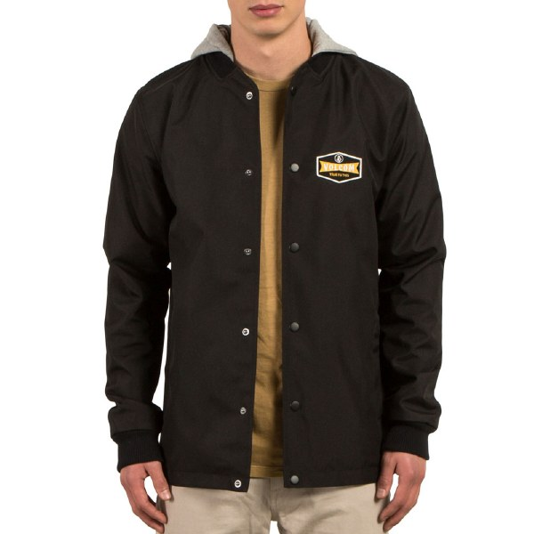 Volcom Highstone Jacket Black