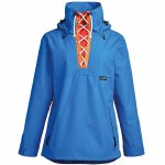 Airblaster Womens Papoose Pullover Jacket-True Blue Fire-S