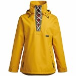 Airblaster Womens Papoose Pullover Jacket-Gold Oxblood-M