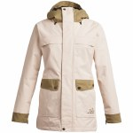 Airblaster Womens Storm Cloak Jacket-Blush-L