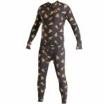 Airblaster Hoodless Ninja Suit-Pizza-M