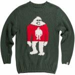 Airblaster Sassy Sassy Sweater-Mistletoe-XL