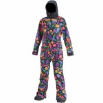Airblaster Freedom Suit Womens-Flowers-S