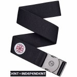 Arcade Belts Mens Rambler Independent-Black-OS